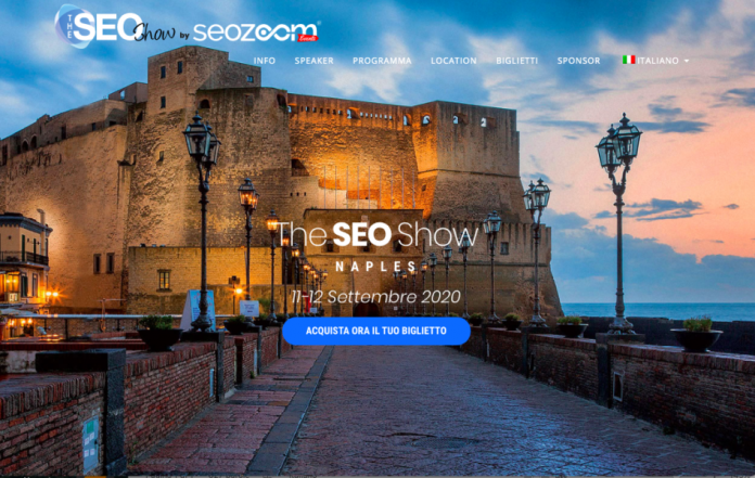 SEO show Napoli