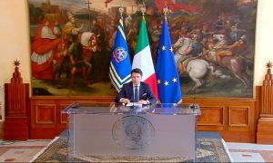 Conte - Cura Italia - Coronavirus