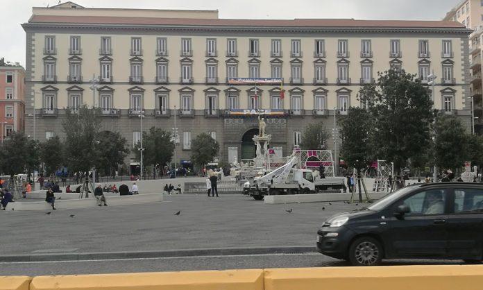 Palazzo San Giacomo - Comune di Napoli - Coronavirus