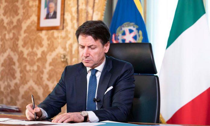 Governo Conte - Cura Italia