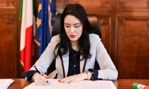 Lucia Azzolina - Scuola assunzioni quota 100