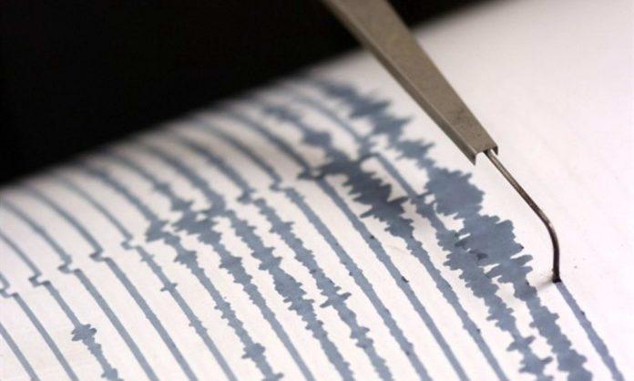 Sismografo terremoto