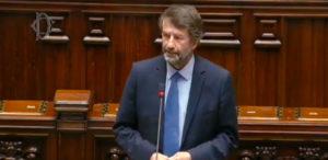 Dario Franceschini Dl Scuola