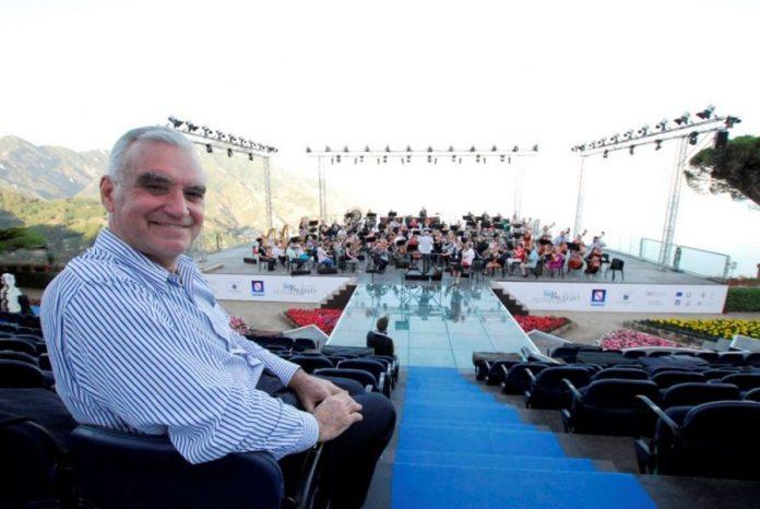 Alessio Vlad al Ravello Festival