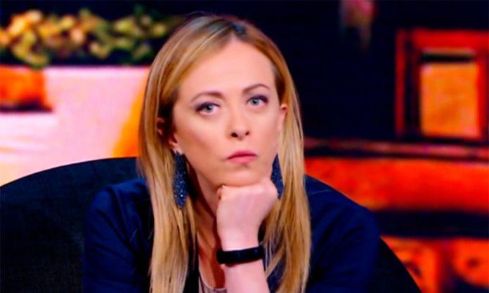 Giorgia Meloni carceri