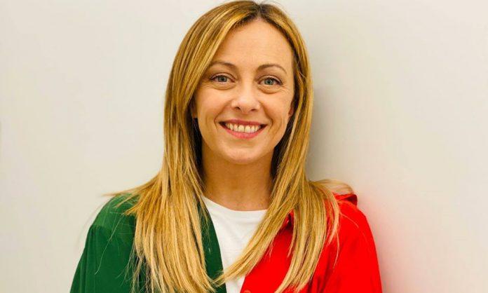 Giorgia Meloni sui Navigator