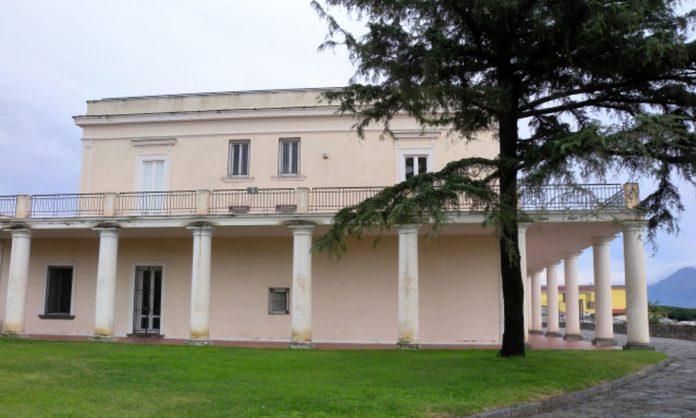 Teatro a Villa delle Ginestre
