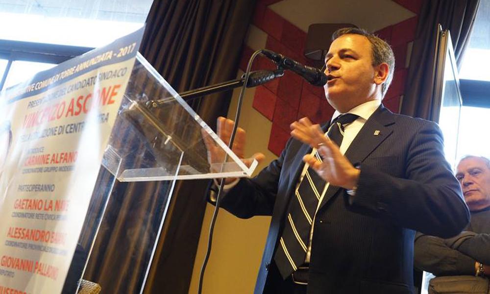 Vincenzo Ascione presidente Ali Campania