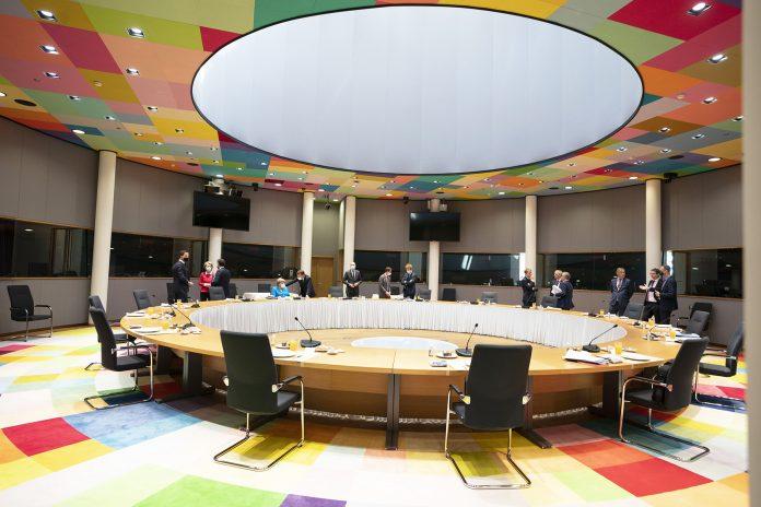 Conte al Consiglio Europeo per il Recovery Fund