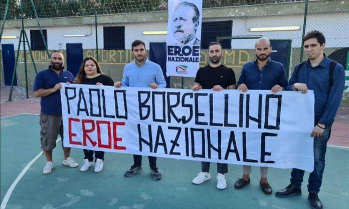 Gioventù Nazionale Paolo Borsellino