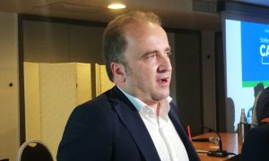 Antonio Iannone sul Coronavirus a Scampia