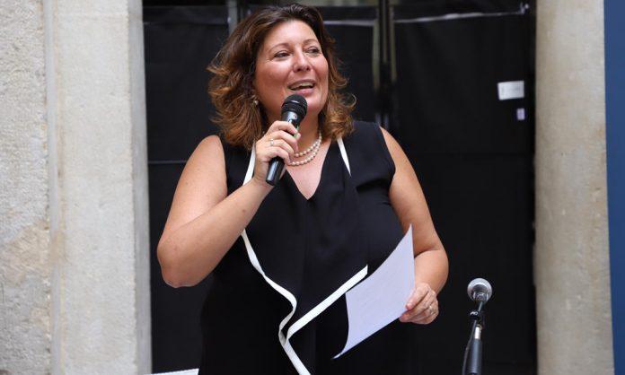 Valeria Ciarambino Regionali Campania