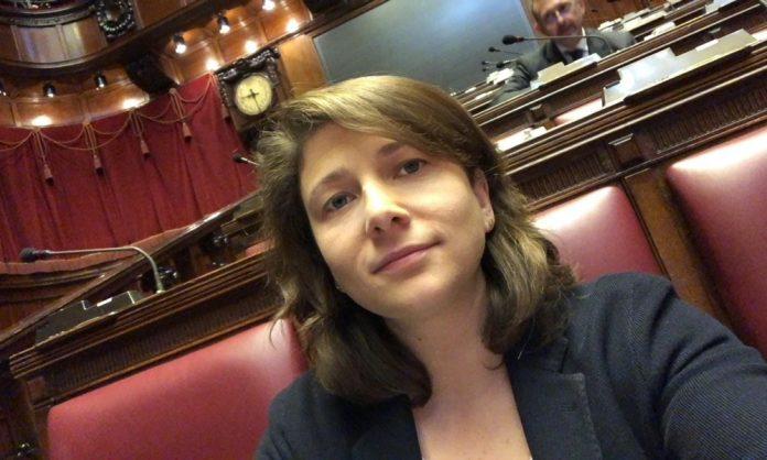 Carolina Varchi Migranti