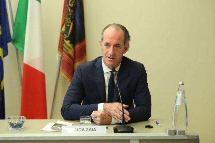 Luca Zaia Governance poll Regioni