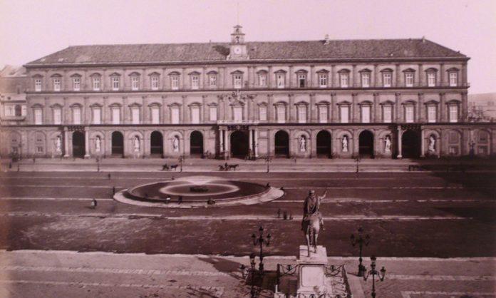 Palazzo Reale di Napoli per la storia del Sud