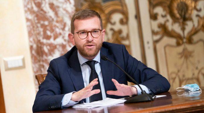 Giuseppe Provenzano, ministro per il Sud