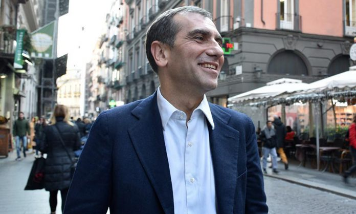 Severino Nappi, Consigliere Regionale e coordinatore Lega a Napoli