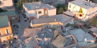 Marta schifone interviene sugli sfollati del terremoto Casamicciola