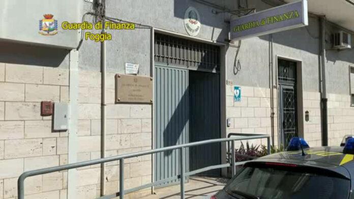 La Finanza scopre 30 furbetti del reddito di cittadinanza a Foggia