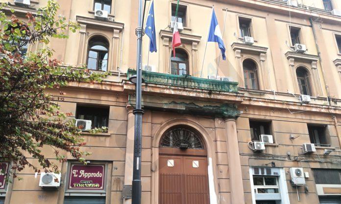 Palazzo Santa Lucia, sede della Giunta Regionale della Campania