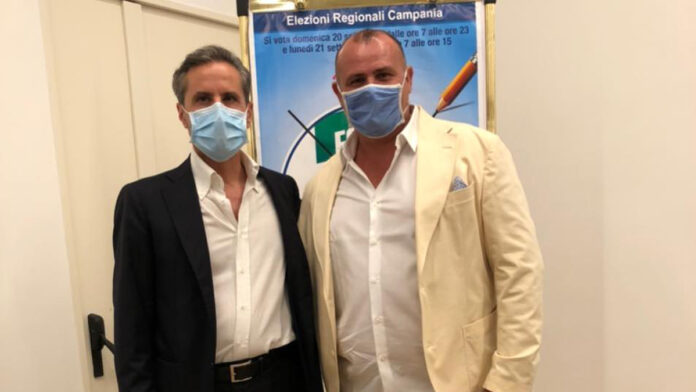 Raffaele Cardamuro e Caldoro
