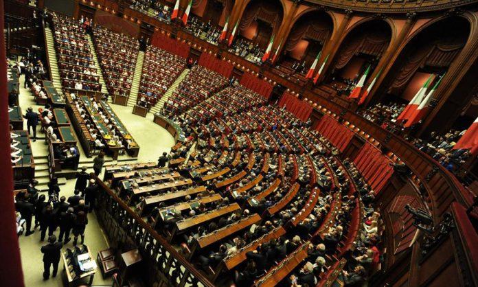 Alla Camera manca numero legale per il Covid-19