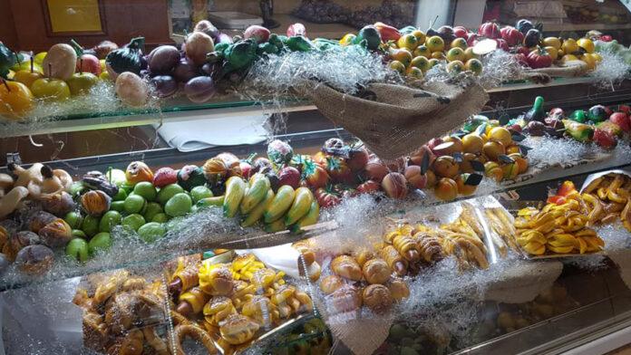 Frutta di Martorana Agrigento