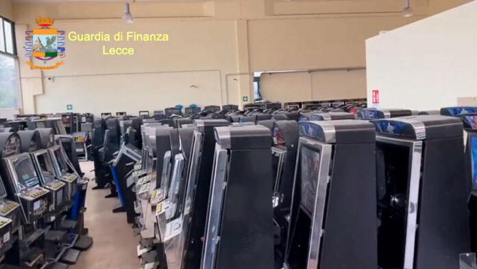 Beni sequestrati a Racale (Lecce)