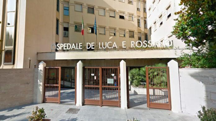 Ospedale De Luca Rossano Vico Equense