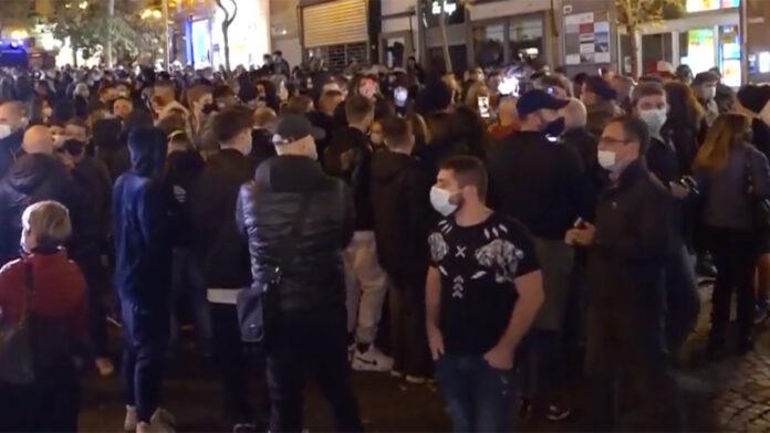 Proteste in Campania