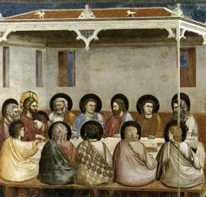 Ultima cena di Giotto