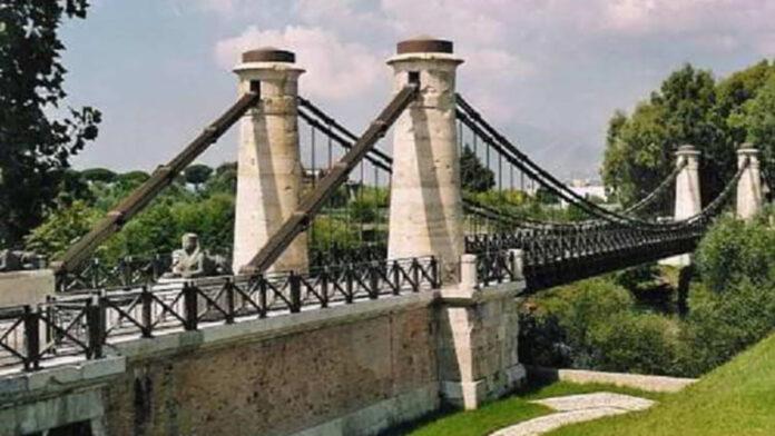 Il ponte sul Garigliano - Super Sud, un tuffo nella storia