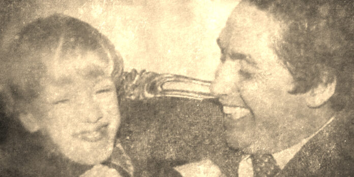 Il piccolo Anton Grigoriev