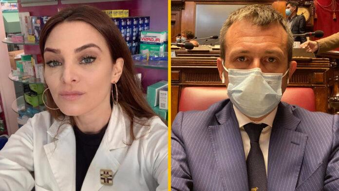 Schifone e Delmastro intervengono sulla carenza di bombole d'ossigeno