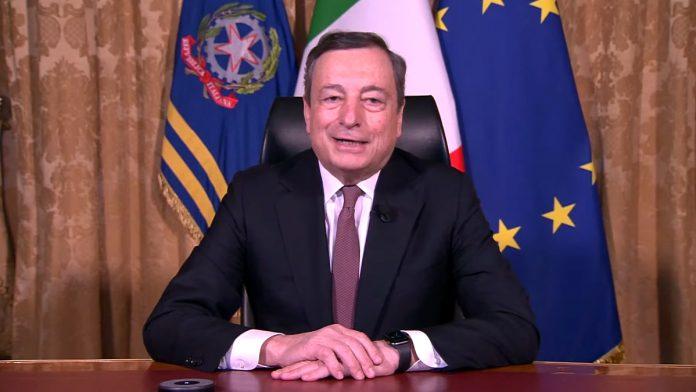 Mario Draghi sul rilancio del Sud