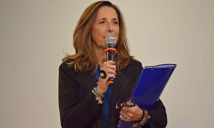 La senatrice Isabella Rauti