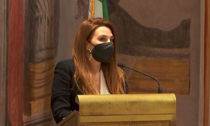 Marta Schifone, responsabile FdI dipartimento Professioni