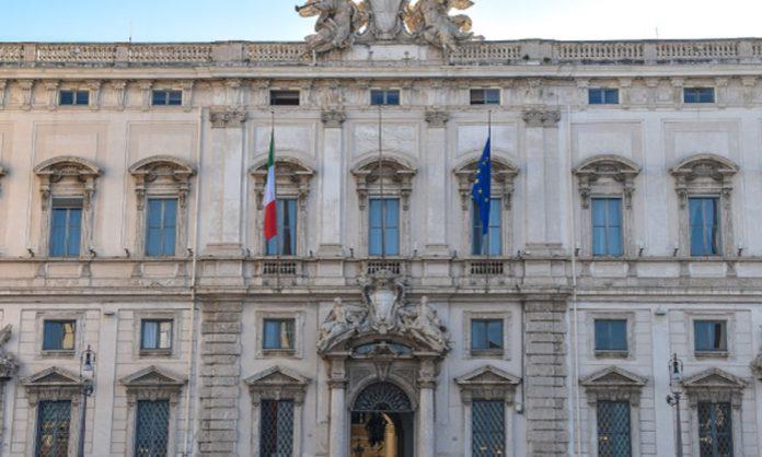 La sede della Corte Costituzionale