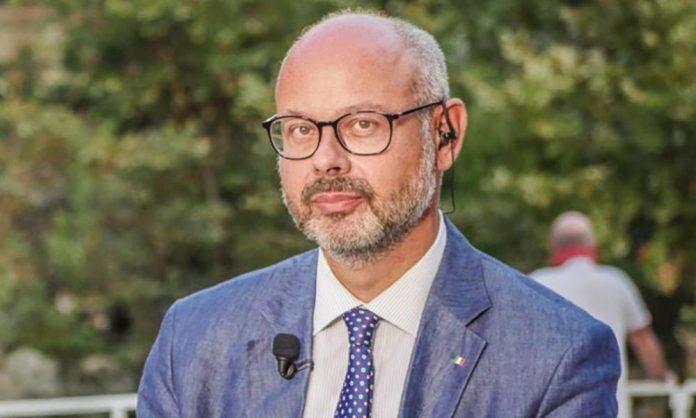 Il senatore Andrea de Bertoldi