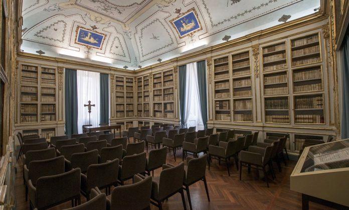 La biblioteca storica del Seminario vescovile di Nola