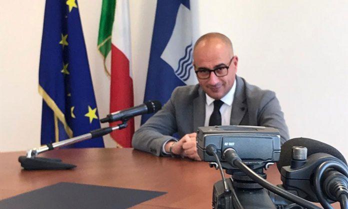 Il consigliere regionale Tommaso Coviello