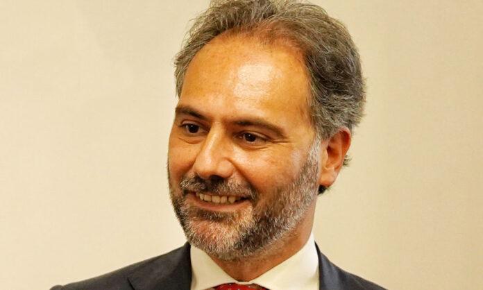 Il candidato sindaco Catello Maresca