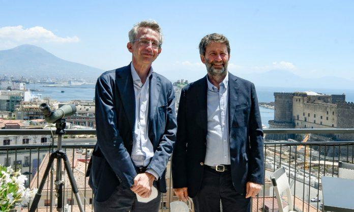 Gaetano Manfredi e Dario Franceschini