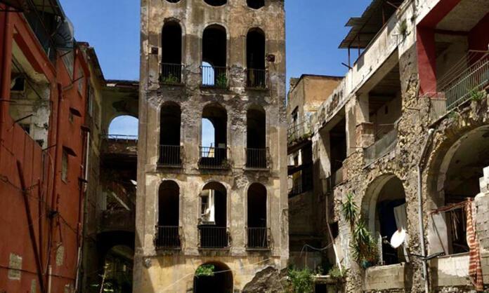 Palazzo Fienga a Torre Annunziata (foto interno.gov.it)