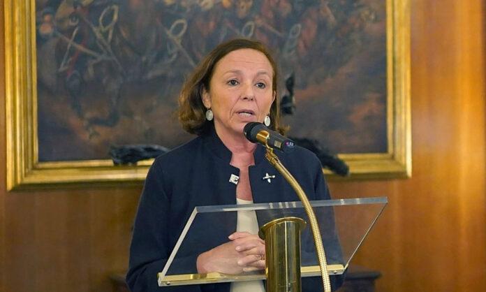 Il ministro Luciana Lamorgese