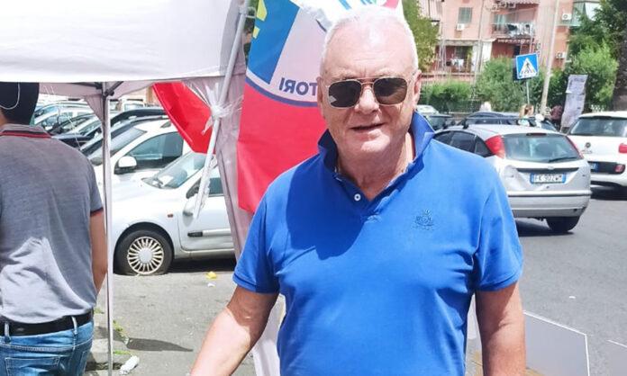 Luigi Rispoli, dirigente nazionale di Fratelli d'Italia