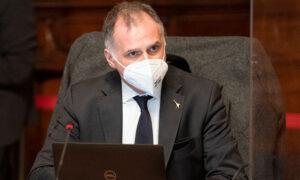 Il ministro Massimo Garavaglia (foto Governo.it)