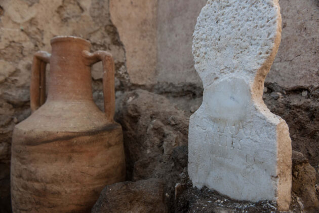 Resti Pompei